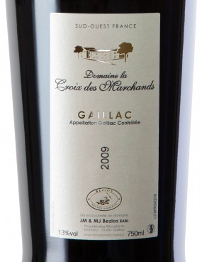 AOC GAillac Rouge Tradition